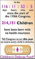 All Healthy Children Act Counter