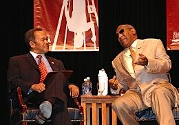 Cosby and Franklin at CPP Summit