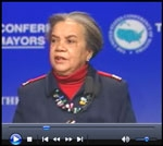 MWE at US Conference of Mayors 2008