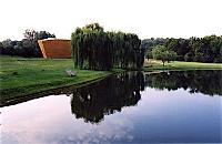 Haley Farm Chapel and Lake