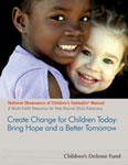 PRE-ORDER: Create Change for Children Today: Bring Hope and