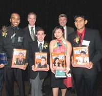 Beat the Odds Award Winners