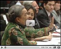 Marian Wright Edelman Congressional Testimony