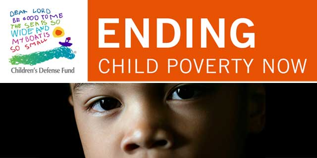 Ending Child Poverty Report Cover