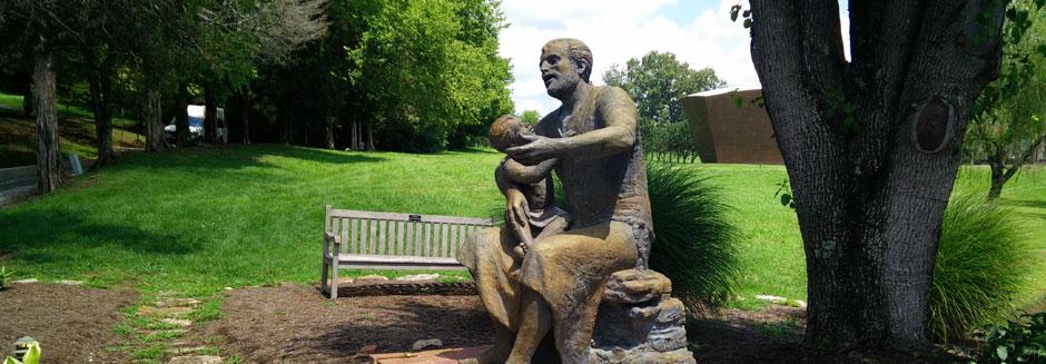 Proctor Statue