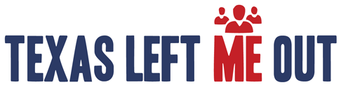 texas left me out logo