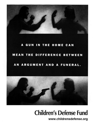 A Gun in the Home
