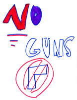 No Guns Artwork