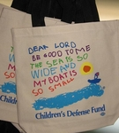 CDF Tote Bag
